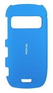 Чехол (клип-кейс) NOKIA CC-3008, для Nokia C7, голубой