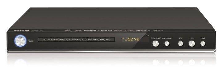 DVD-плеер BBK DMP1024HD,  черный,  3 DVD