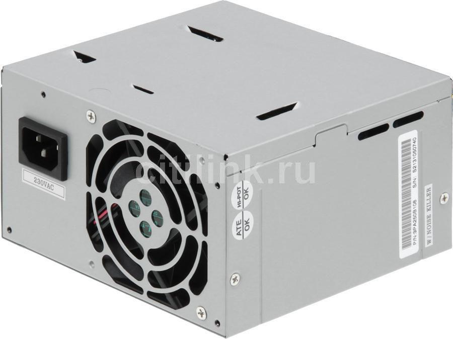 Блок питания  FSP Q-Dion QD300,  300Вт,  80мм
