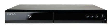 Плеер Blu-ray SUPRA BDP-216, черный
