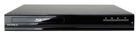 Плеер Blu-ray SUPRA BDP-218, черный