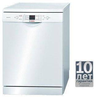 Посудомоечная машина BOSCH SMS53N12RU,  полноразмерная, белая
