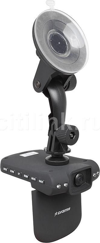 Видеорегистратор DIGMA DVR-102 черный