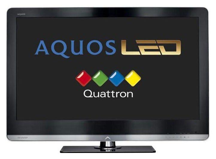 LED телевизор SHARP LC40LX812E  40