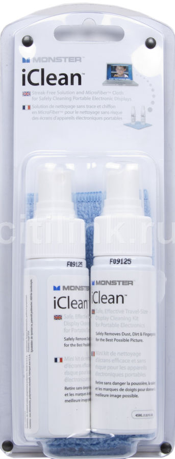 MONSTER iClean [129100]