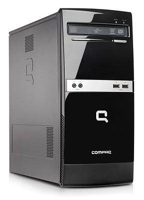 Компьютер  HP 500B + монитор S2031a (комплект),  Intel  Celeron  E3400,  DDR3 2Гб, 320Гб,  Intel GMA 4500,  DVD-RW,  Free DOS,  черный [xp040ea]