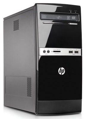 Компьютер  HP 500B + монитор s2231a (комплект),  Intel  Pentium  E5800,  DDR3 4Гб, 500Гб,  Intel GMA 4500,  DVD-RW,  Free DOS,  черный [xp042ea]