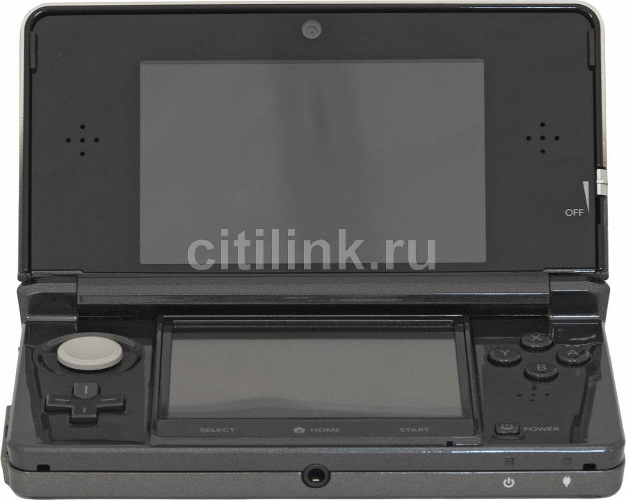 Игровая консоль NINTENDO 3DS 91707, черный