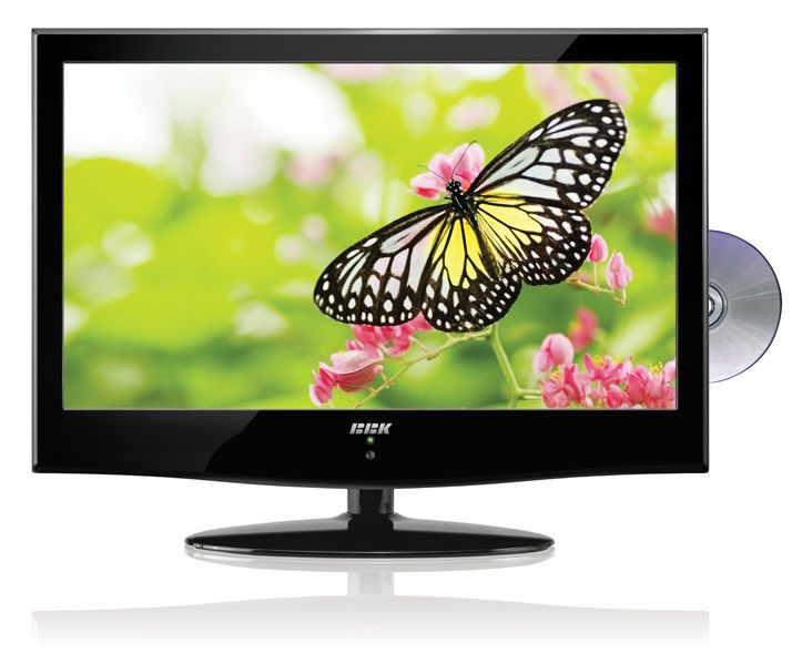 "LED телевизор BBK LED2251HD  21.5"", FULL HD (1080p),  c DVD плеером,  черный"