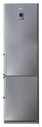 Холодильник SAMSUNG RL-41ECRS,  двухкамерный,  серебристый [rl41ecrs1/bwt]