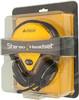 Наушники с микрофоном A4 HS-19,  мониторы, серебристый  / черный [hs-19-1] вид 8