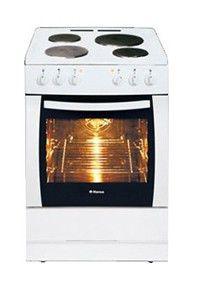 Электрическая плита HANSA FCEW62002010,  эмаль,  белый