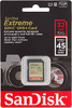 Карта памяти SDHC UHS-I SANDISK Extreme 32 ГБ, 45 МБ/с, 300X, Class 10, SDSDX-032G-X46,  1 шт. вид 1