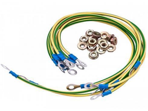 Заземление HP Universal Rack 10000 G2 Rack Grounding Kit (AF074A)