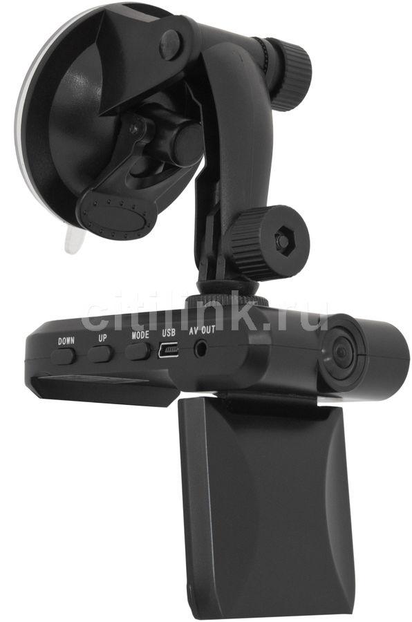 Видеорегистратор SUPRA SCR-400 черный