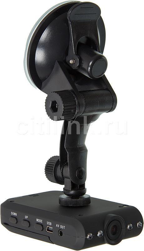 Видеорегистратор SUPRA SCR-600 new черный