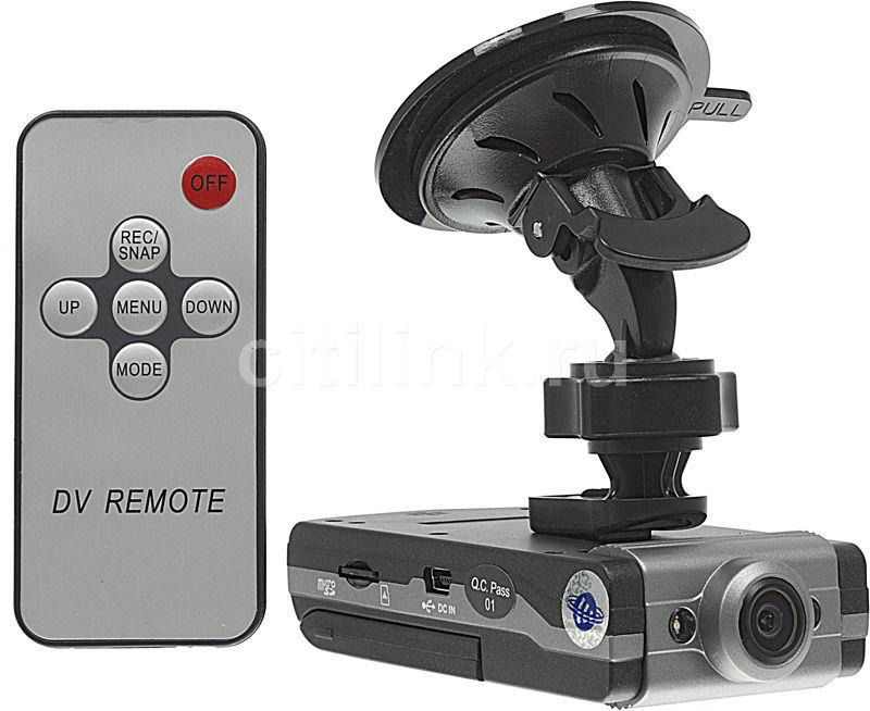 Видеорегистратор PARKCITY DVR HD510 черный