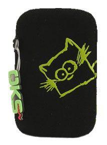 Чехол (футляр) INTERSTEP BLANKET кошка, черный [sbla46-000000-k0901o-k100]