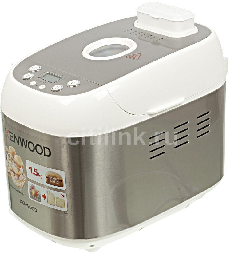 Хлебопечь KENWOOD BM900,  серебристый