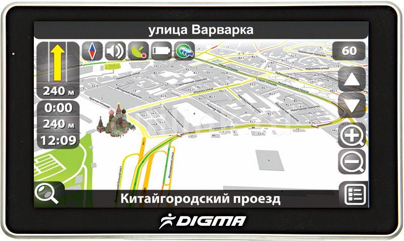 GPS навигатор DIGMA DS600BN,  6