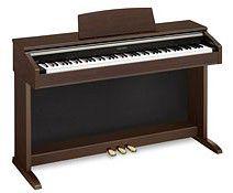 Цифровое фортепиано CELVIANO CASIO AP-220ВN, 88, полновзвешенная, полноразмерные, 128, коричневый [ap-220bn]