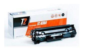 Картридж тонер T2 TC-H36A для HP LJ P1505/P1505n/M1120/M1120n/Canon LBP3250 Cartrige 713 2000 стр