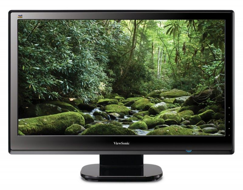 "Монитор ЖК VIEWSONIC VX2253MH-LED 21.5"", черный"