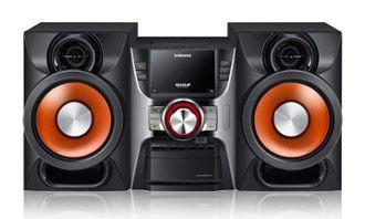 Музыкальный центр SAMSUNG MX-C730D,  черный