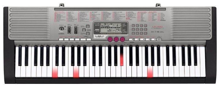 Синтезатор CASIO LК-270, 61, невзвешенная, полноразмерные, 48 [lk-270]