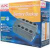 Источник бесперебойного питания APC Back-UPS BE400-RS,  400ВA вид 9