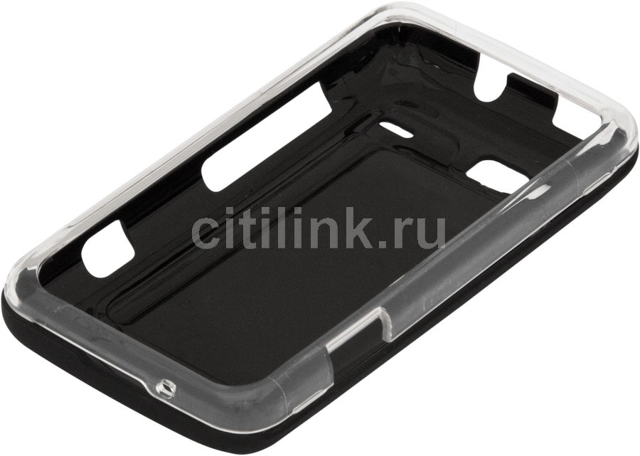 Чехол (клип-кейс) HTC С540, для HTC Desire Z, черный