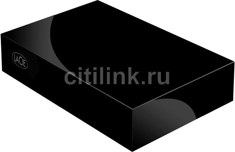 Внешний жесткий диск LACIE 301304EK, 1Тб, черный