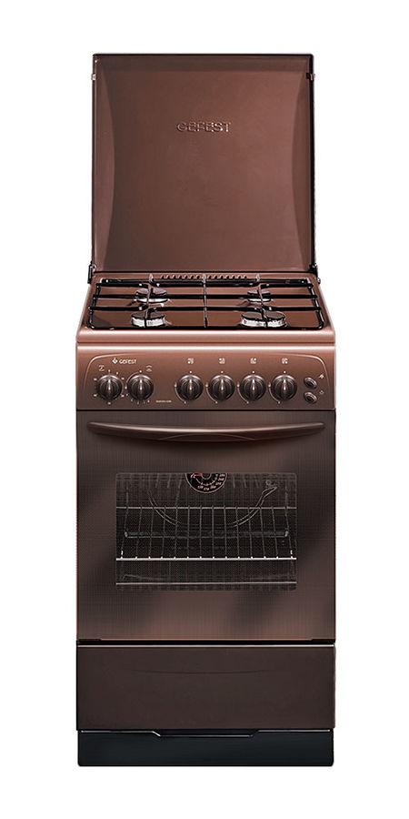 Газовая плита GEFEST 3200-05 К19,  газовая духовка,  коричневый [пг 3200-05 к19]