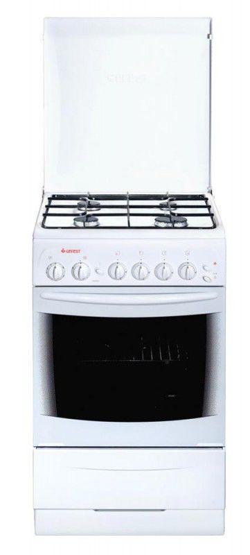 Газовая плита ГЕФЕСТ 3200,  газовая духовка,  белый [пг 3200]