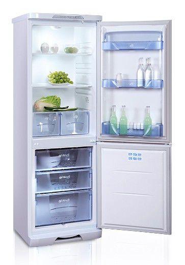Холодильник БИРЮСА 133KA,  белый