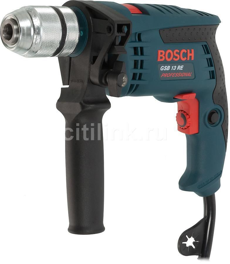 Дрель ударная BOSCH GSB 13 RE Professional [0601217100] дрель ударная bosch gsb 13 re professional [0601217100]