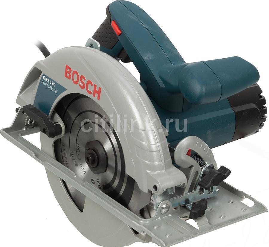 Циркулярная пила (дисковая) BOSCH GKS 190 Professional [0601623000]