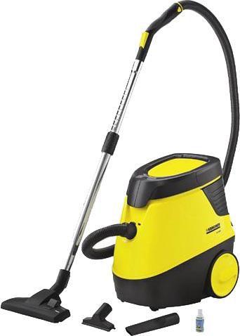 Пылесос KARCHER DS5600, 1400Вт, желтый/черный