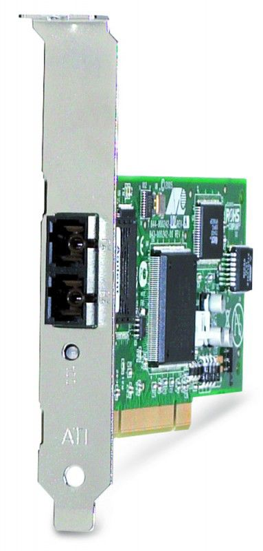 Сетевой адаптер Ethernet ALLIED TELESIS AT-2701FX/MT PCI
