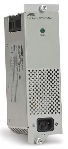 Блок питания Allied Telesis (AT-PWR4) for AT-MCR12 media converter rackmount chassis [at-pwr4-50]Доп.модули, трансиверы<br><br>