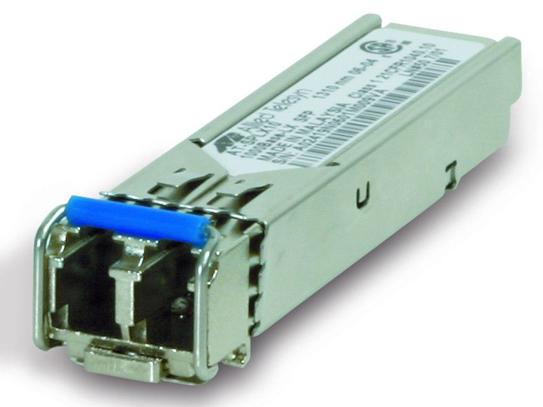 Трансивер Allied Telesis AT-SPLX10 SFP Pluggable Optical 1000LX10 10km Single-mode