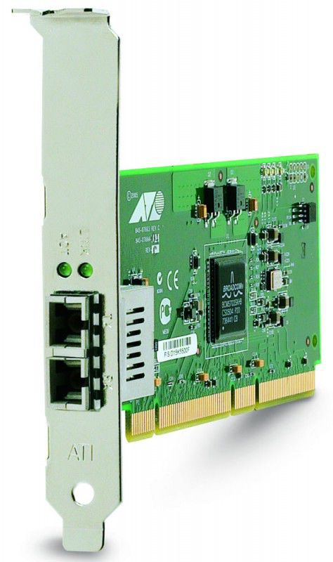 Сетевой адаптер Gigabit Ethernet Fiber ALLIED TELESIS AT-2931SX/SC PCI [at-2931sx/sc-001]