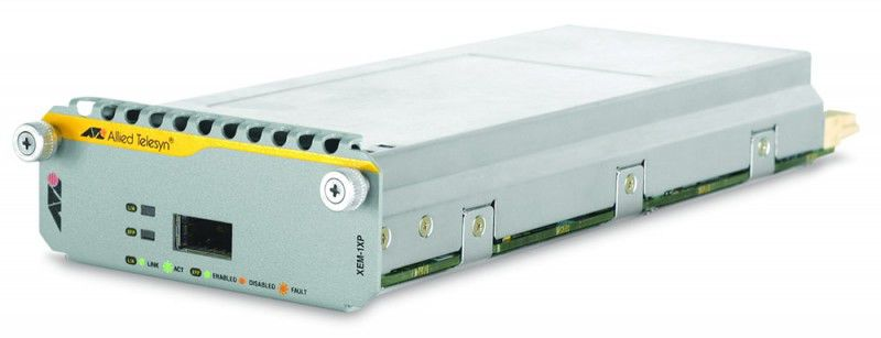 Модуль Allied Telesis (AT-XEM-1XP) 1 x 10Gigabit XFP Expansion Модуль+NetCover Basic,One Year