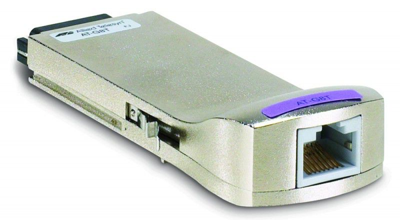 Модуль Allied Telesis (AT-SPBD10-13) 10KM Bi-Directional GbE SMF SFP 1310Tx/1490Rx - Hot Swappable