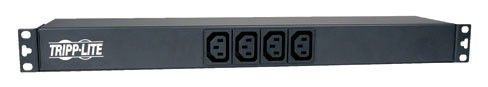 УРЭ Tripplite (PDU12IEC) 100-240V,20 amps,(12) C13 AC outlets & (2) C19 AC outlets, C20 inlet.