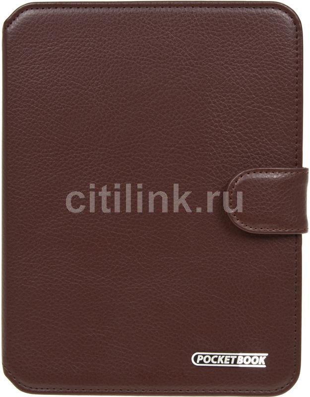 Обложка POCKETBOOK HJPUC-EP12-BR-BS, коричневый