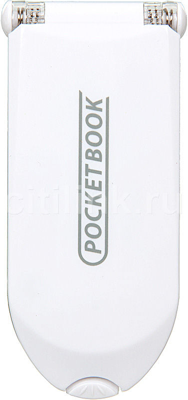 Фонарик POCKETBOOK Mini Book Light DX-4042, белый