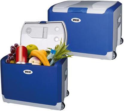 Автохолодильник MYSTERY MTC-401,  40л,  синий и белый