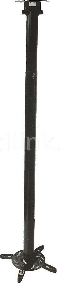 Кронштейн TUAREX CORSA-2007,   для проектора,  15кг,  черный