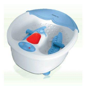 Гидромассажная ванночка для ног POLARIS PMB1103RC,  белый,  голубой